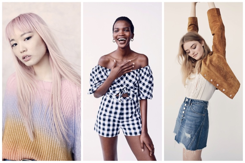 Exclusive: Fernanda Ly, Willow Hand & More Star in Free People's March Catalog