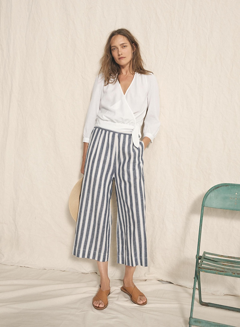 Stripes & Denim: 8 Laid-Back Styles From Madewell