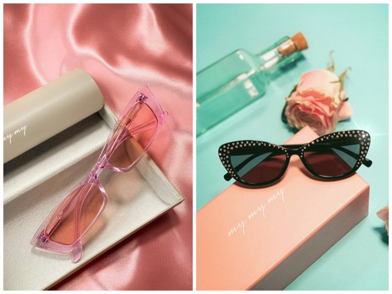 Sunnies Love: My My My Debuts With Trendy Sunglasses