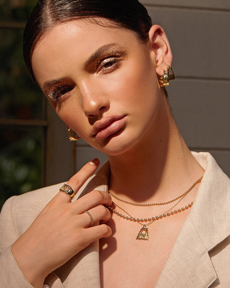 Inspire Your Sense of Style With Jewelry From LUV AJ's Summer '19 Collection