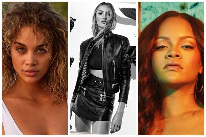 Week in Review | Jasmine Sanders for SI Swimsuit, Rihanna in Savage x Fenty, Candice Swanepoel for Animale + More