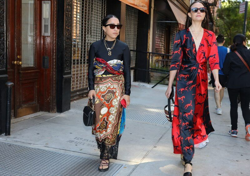 20 Street Style Looks From New York Fashion Week Spring 2020