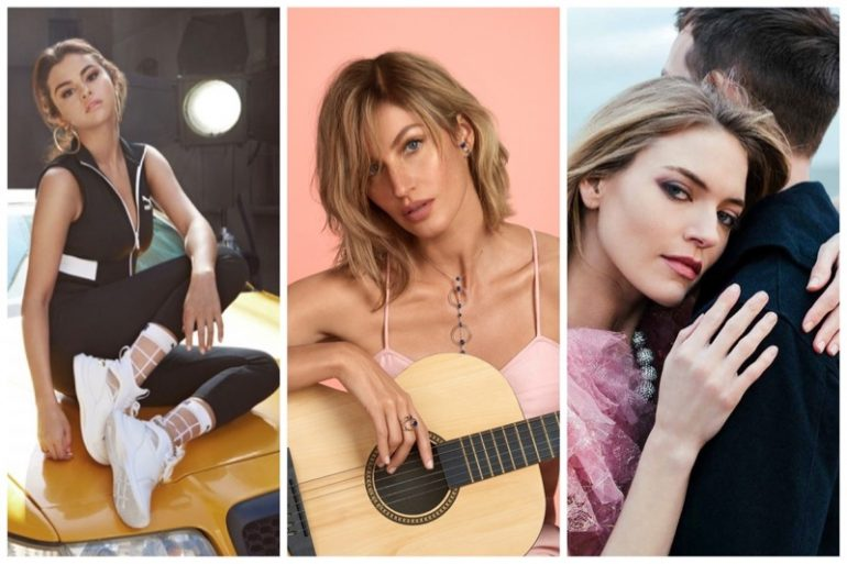 fdcce6e0 Week in Review | Gisele Bundchen's New Ads, Selena Gomez for PUMA, Martha  Hunt in V Magazine + More