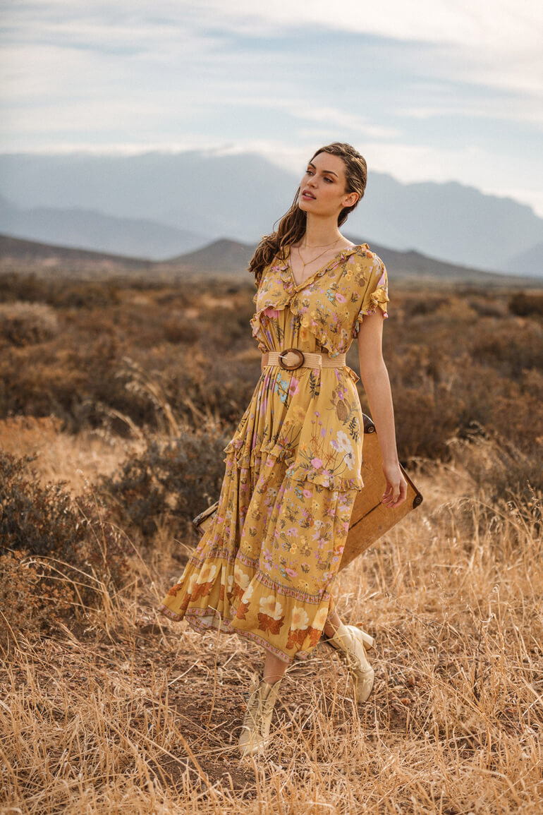 Add Some Bohemian Flair To Your Wardrobe With The Latest Collection From Spell Designs
