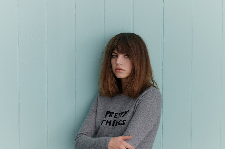 Playful and Classic Styles Combine In This Bella Freud Collection