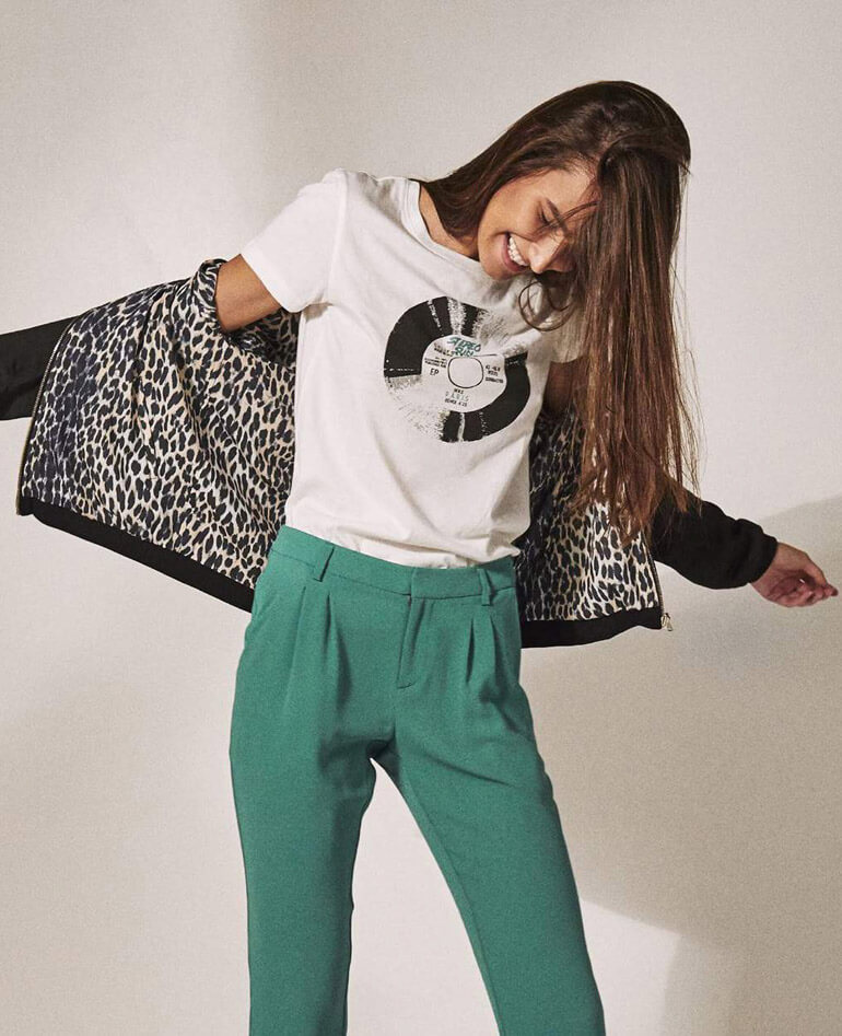 Channel Effortless Parisian Cool Vibes With IKKS