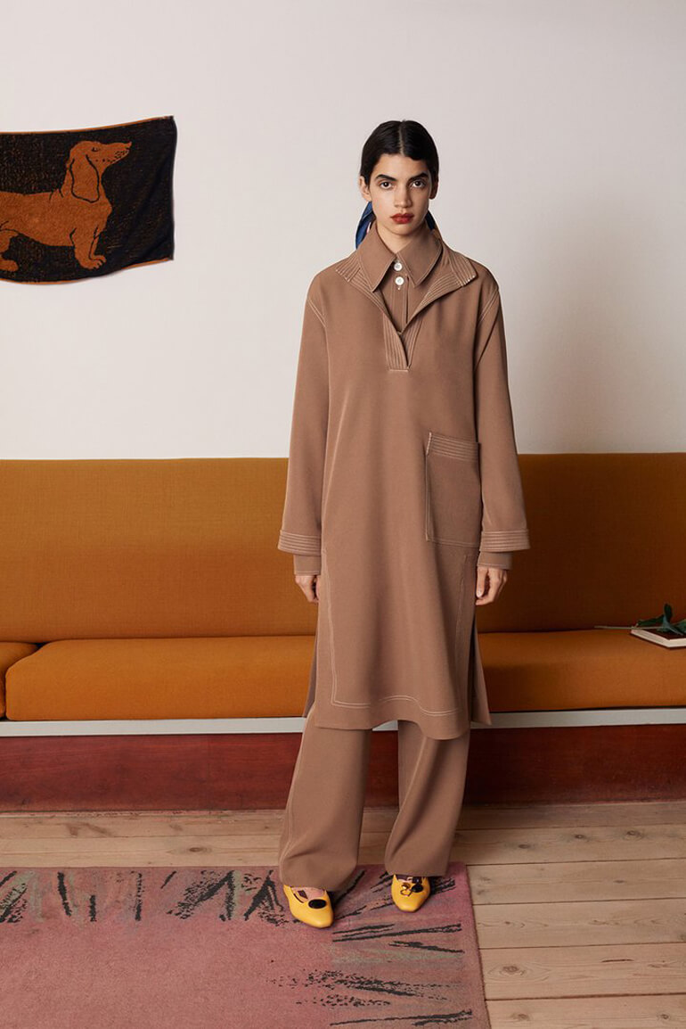 Head Back To The '70s With Stine Goya AW'19 Collection