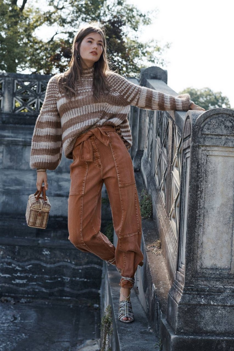 Ulla Johnson Delivers Boho Vibes for Fall 2019