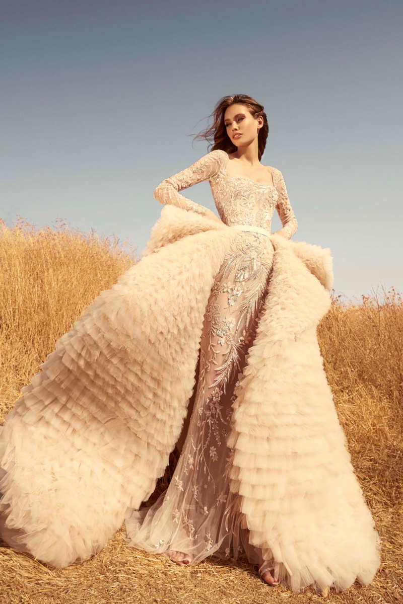 Zuhair Murad Bridal Enchants for Fall 2020 Collection