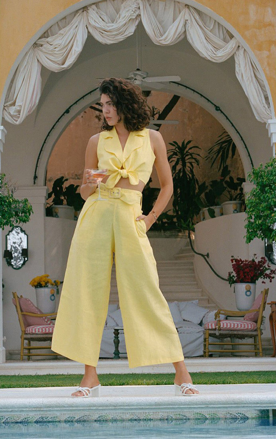 Get Vacation Ready With The Resort 2020 Collection From Faithfull The Brand
