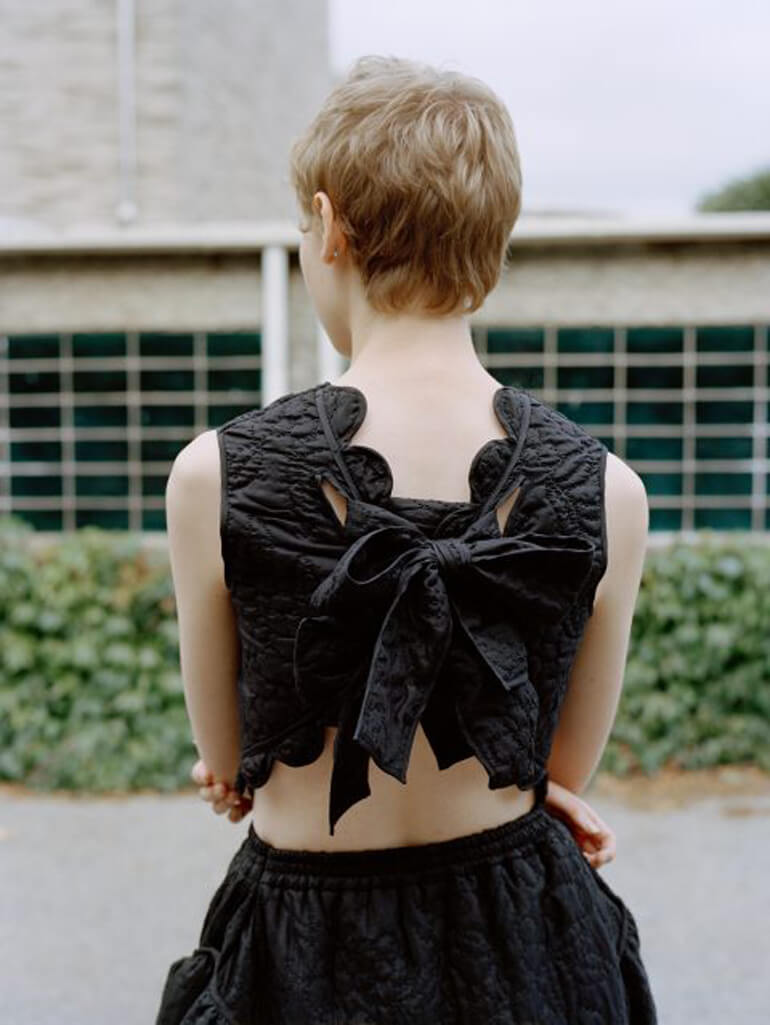 Throw Yourself Into The Stylish World of Cecilie Bahnsen